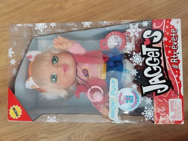 Nowa duża lalka 37cm super jakość