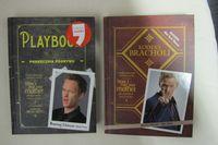 Kodeks Bracholi Playbook Barney Stinson i Matt Kuhn