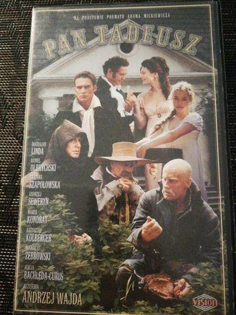 Pan Tadeusz kaseta VHS Unikat