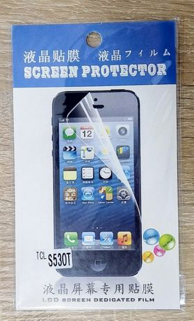 Folia ochronna screen protector Alcatel One Touch