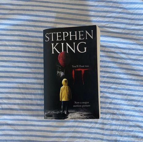 Livro IT a coisa de Stephen King
