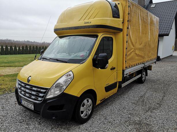 Renault Master plandeka