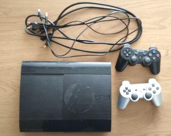 Konsola PlayStation 3 slim dysk 500GB