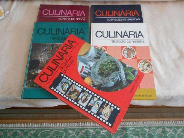 Enciclopédia da Mulher -Culinária NOVO PREÇO