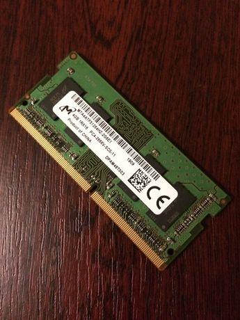 Модуль планка оперативной памяти для ноутбука DDR4 4GB 2666MHz SO-DIMM