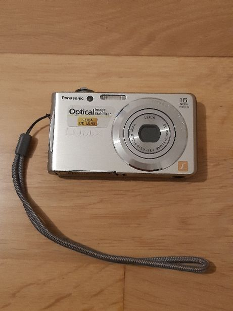cyfrowy aparat fotograficzny Panasonik Lumix