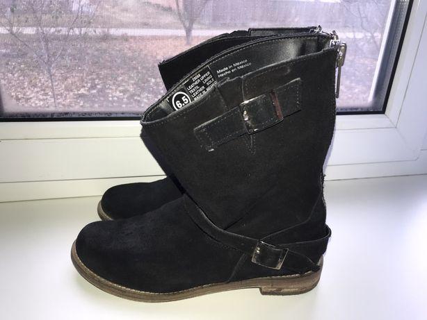 Ботинки charles david 36,5 размер