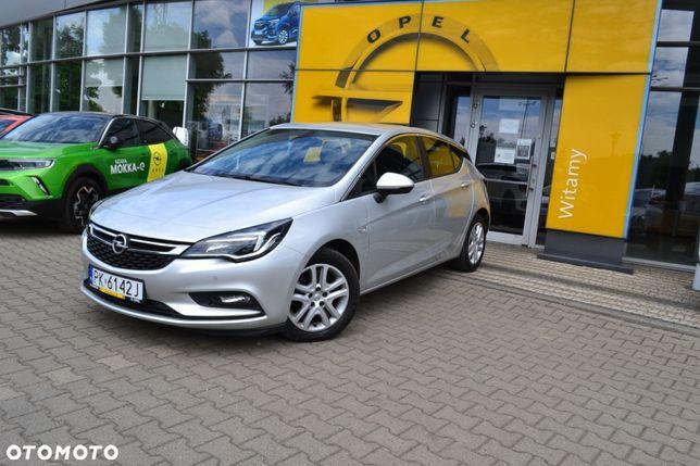 Opel Astra  Salon Pl Serwis Aso  1.4 Turbo