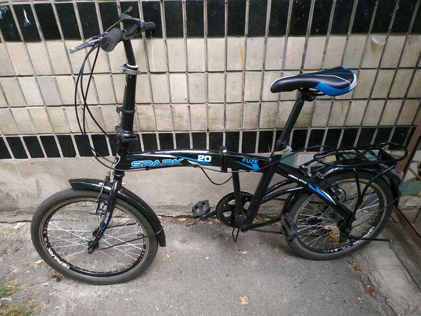 Велосипед складний, для дорослих