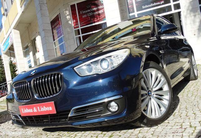 BMW 520 Gran Turismo d Line Luxury