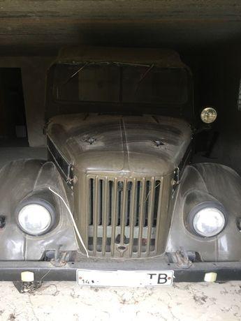 1953 ГАЗ 69, ГАЗ 69, запчастини