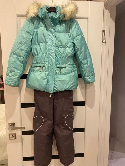 Зимняя куртка Reima и штаны, 134 см Софиевская Борщаговка - изображение 1