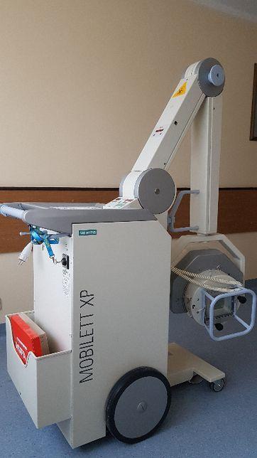 przenośny aparat RTG-SIEMENS z wyposażeniem ( nieużywany)