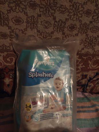 Памперсы (подгузники) для плавания памперс