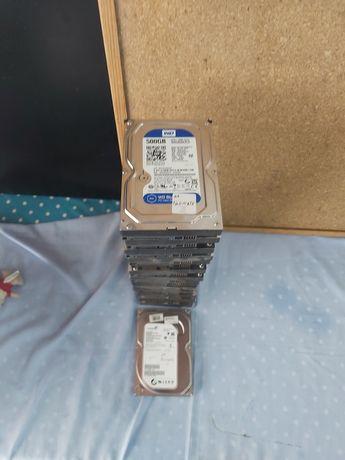 Discos rigidos 500GB