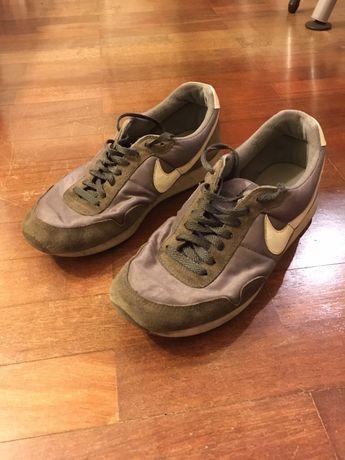 Ténis Nike anos 80
