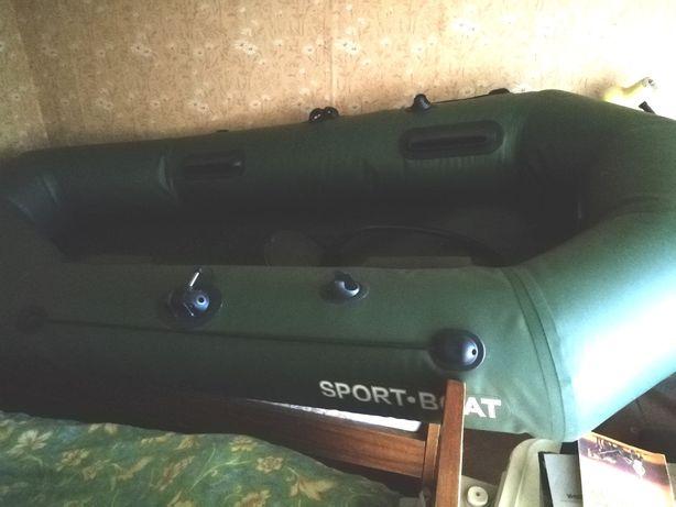 Продам надувну двомісну лодку SPORT-BOAT