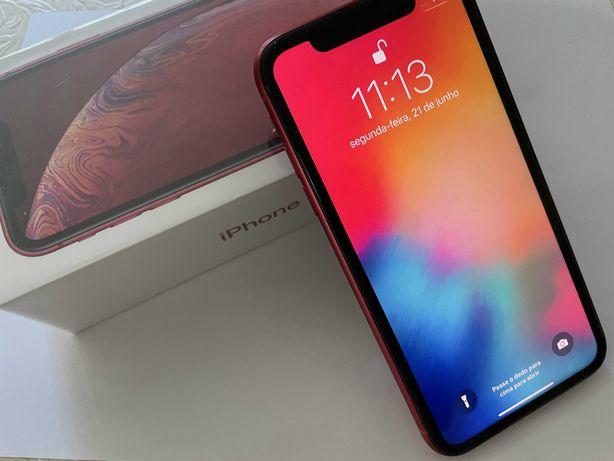 iPhone XR 64GB como novo com 2 capas