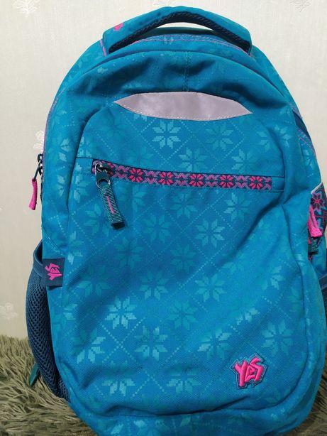 Рюкзак для девочки фирмы  Yes