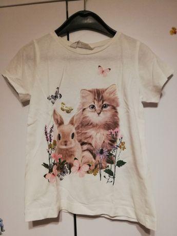 Koszulka H&M 110/116