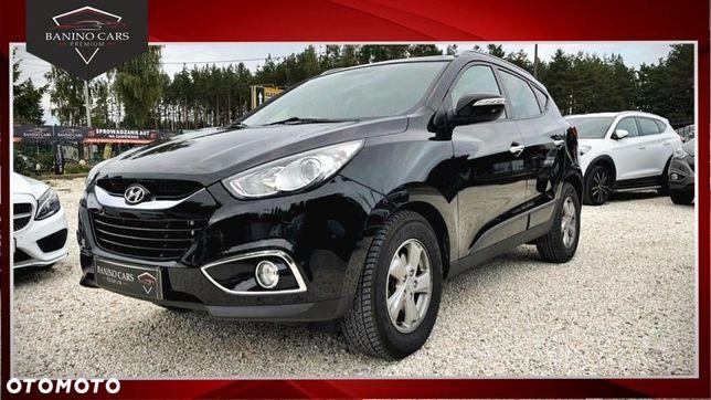 Hyundai ix35 1.7 CRDi 115km 71 tys/km NAVIGACJA KAMERA PANORAMA Full Opcja