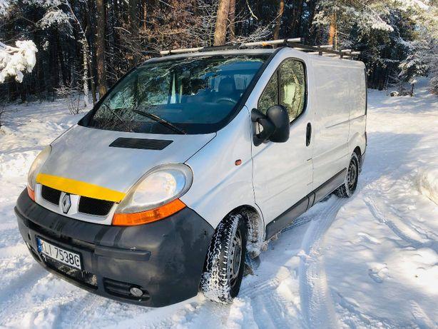 Renault Trafic 03r 1.9 Dci 100km 3os Bagażnik Dachowy Klima 6biegów