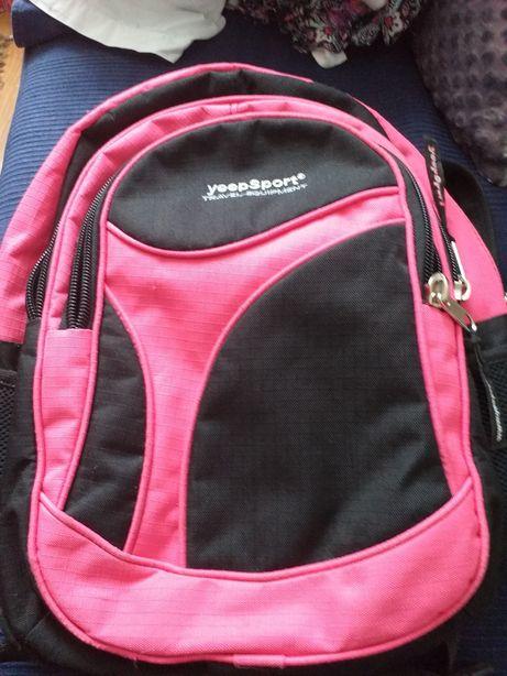 Plecak młodzieżowy-dziewczecy yeepSport
