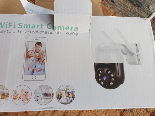 Kamera wifi 3mp na zewnątrz monitoring