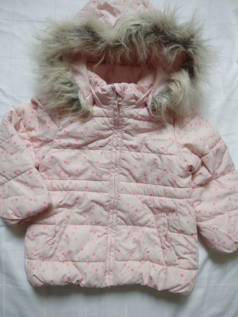 Куртка на дівчинку H&M