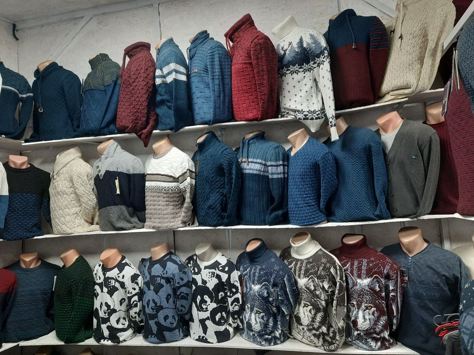 Продам мурские свитера Конотоп - изображение 1