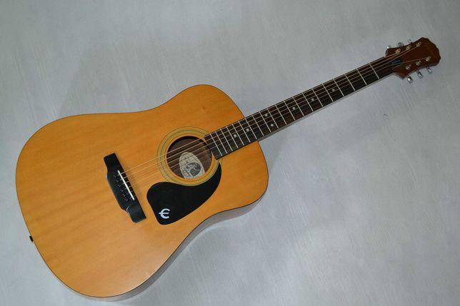 Epiphone PRESENTATION PR-200 NA 1992 Korea gitara akustyczna