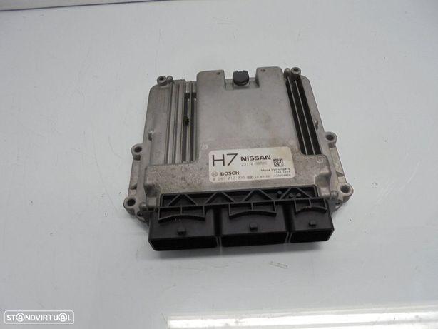 0281019035 Centralina do motor NISSAN QASHQAI / QASHQAI +2 I (J10, NJ10, JJ10E) 1.6 dCi