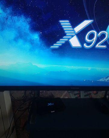 Smart-Tv Смарт по ставка x92 тв