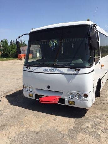 автобус Богдан-турист