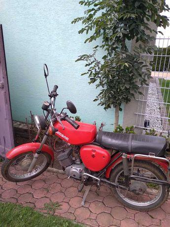 Motocykl S51 Simson 1982