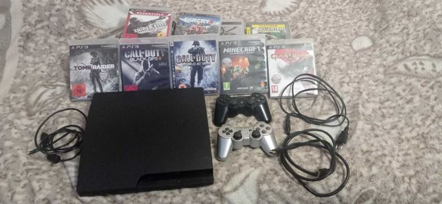 Sony PS3 +23 игры Play Station