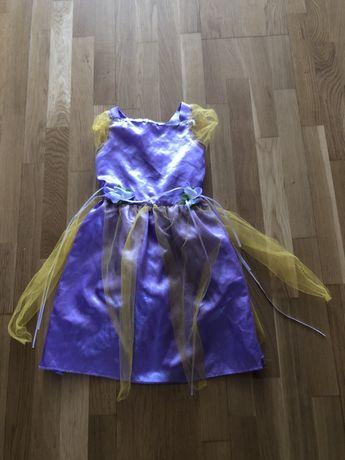 Продам фею принцесу цукерку квіточку фіалку конфетку сніжинку костюм