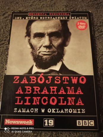 Zabójstwo Lincolna/Zamach w Oklahomie DVD