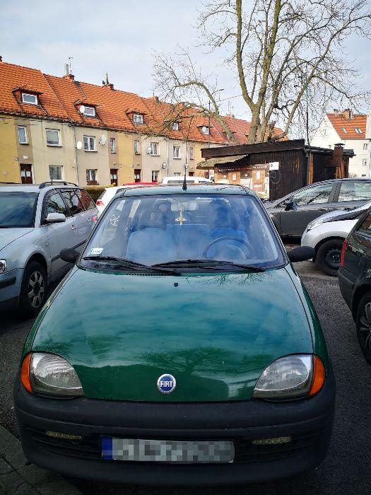 Fiat Seicento 900 benzyna+gaz Gliwice - image 1