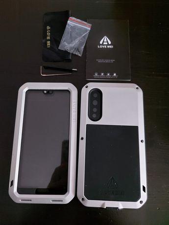 Etui i szkła do Huawei P20 pro