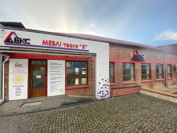 Аренда коммерческой недвижимости 550 м2 центр Черновцы Нагорная 7Д