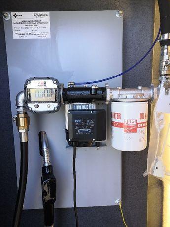 Zbiornik na olej napędowy 5000 L 9000 L