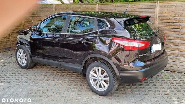Nissan Qashqai 1.2 Benzyna 115km, Salon Pl, Prod.2017