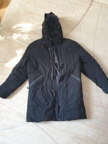 Парка куртка зимняя