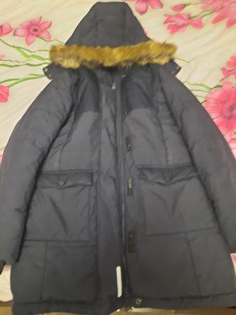 Продам куртка-пальто 164