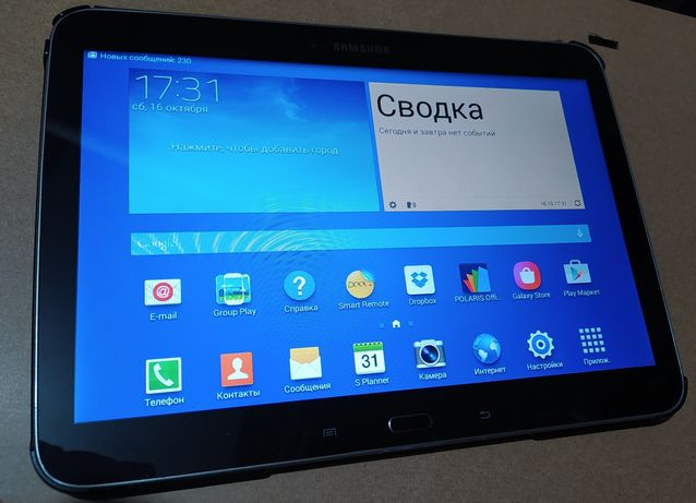 Планшет Samsung Galaxy tab3 GT P5200