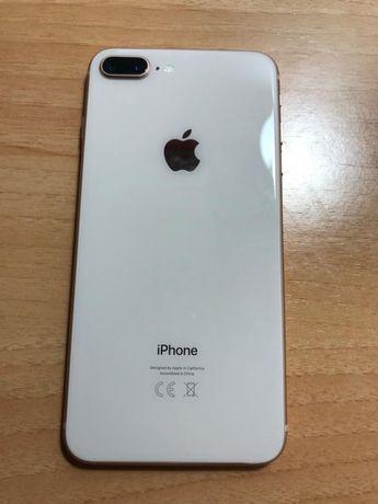 Iphone 8 plus. Com 256gb.Rose gold.