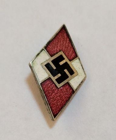 Членский знак HitlerJugend (Гитлерюгенд)