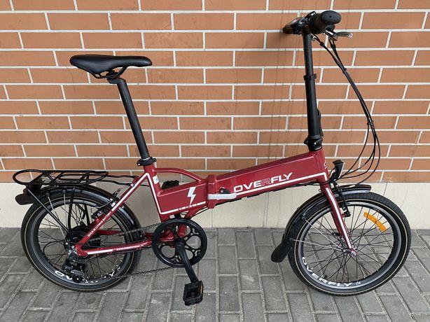 Rower elektryczny składak nowy sklep gwarancja paragon lub FV