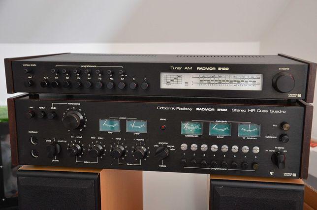Amplituner RADMOR 5102 + tuner AM 5122